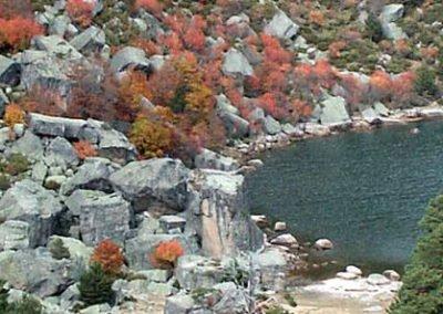 6-10 DESEMBRE  Cañón del río Lobos i Laguna Negra