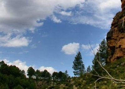 11 NOVEMBRE  Canó del riu Mira