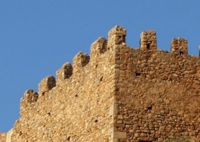 24 MARÇ  Castells de l'Alcalatén